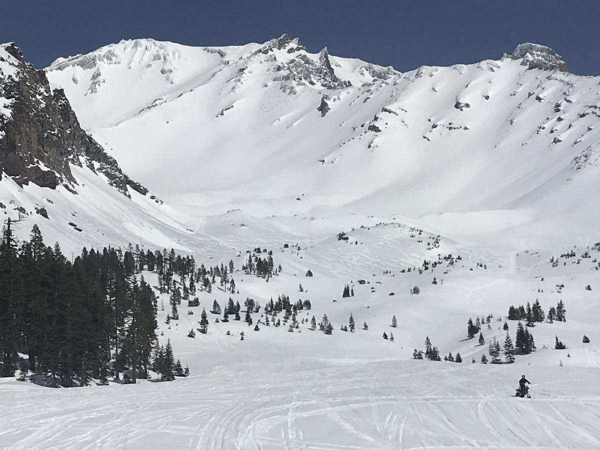 Old Ski Bowl