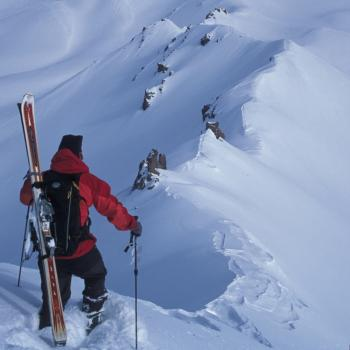 Mount Shasta - Climbing Routes - Green Butte Ridge - Winter